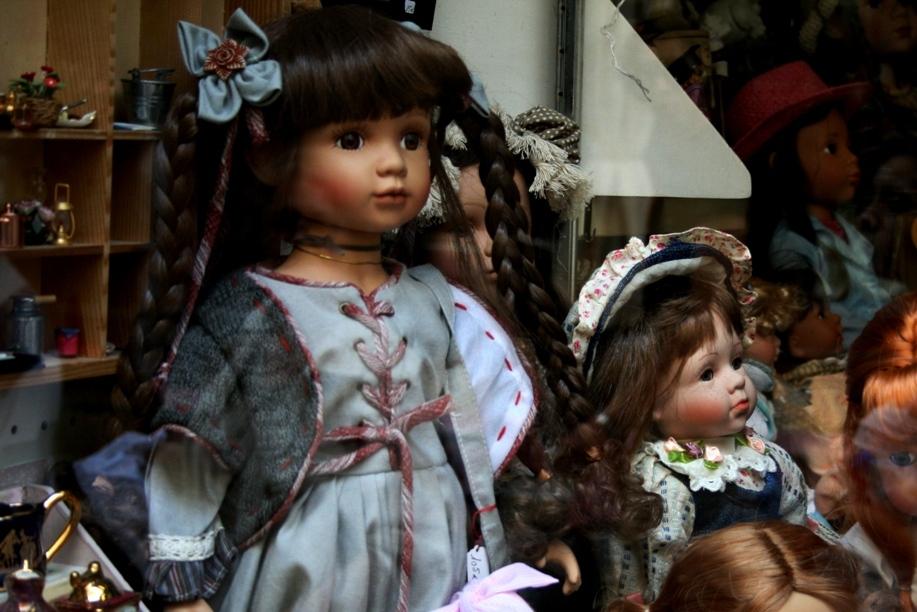до ре кукла