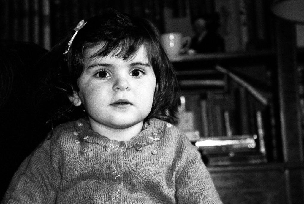Жюли. Портрет. © 2011 Ольга де Бенуа