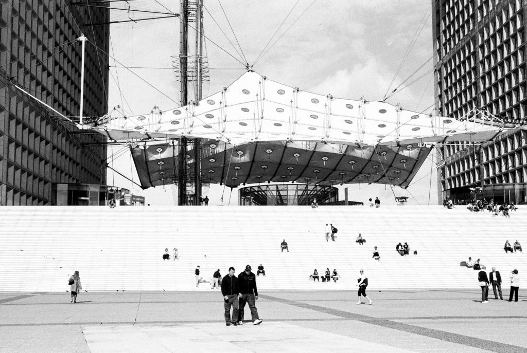 La Défense. Арка © 2011 Ольга де Бенуа