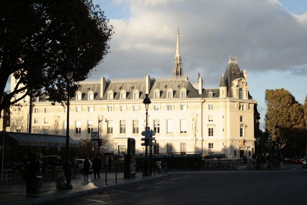 Париж фото Ольги де Бенуа
