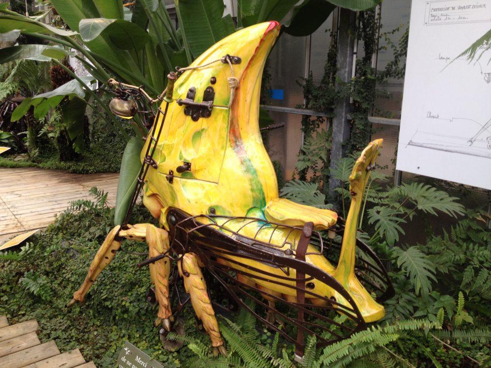 Машины острова Нант