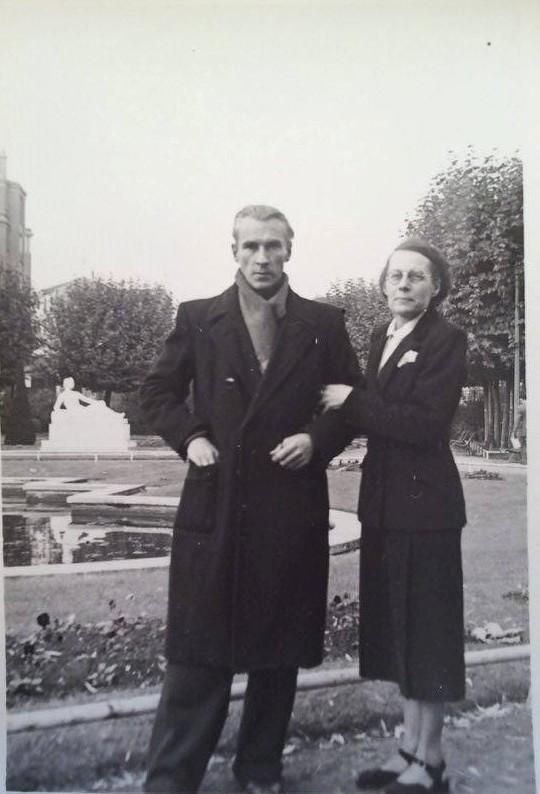Алексей и Елизавета Карвовские