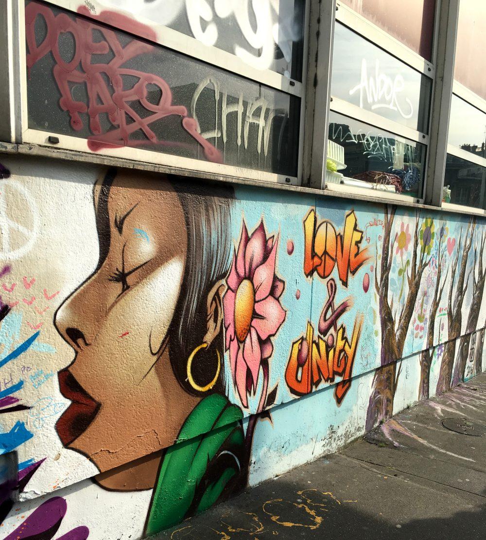 Street-art Paris