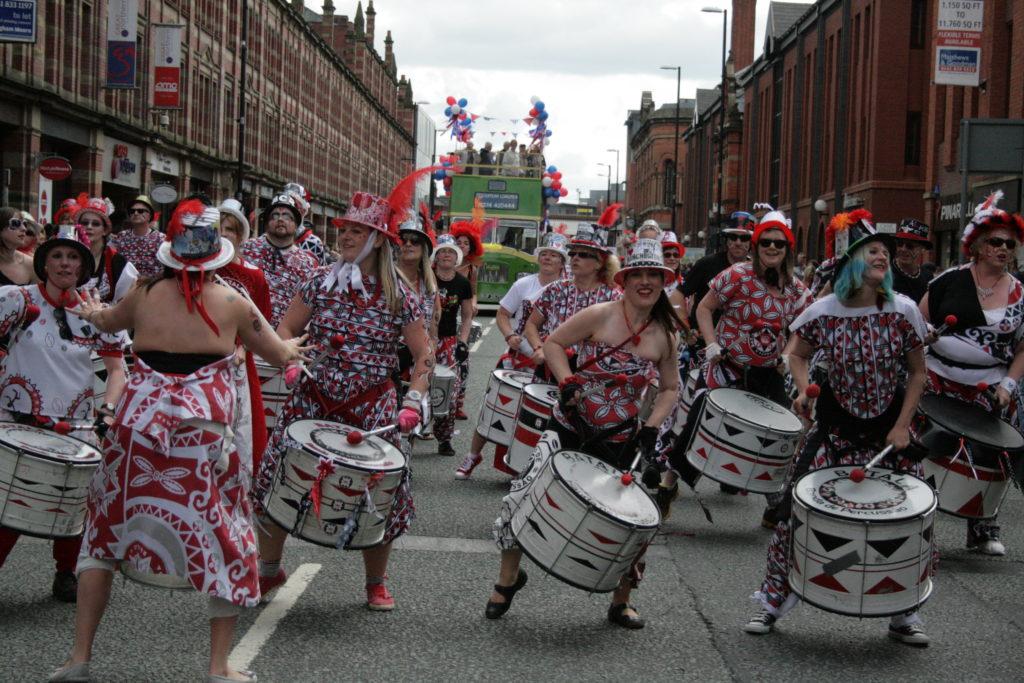 Манчестерский парад