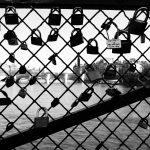 Мост искусств Париж