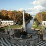 золотая осень в Санкт-Петербурге