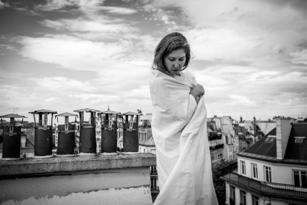 Olga de Benoist by Walid Berrazeg