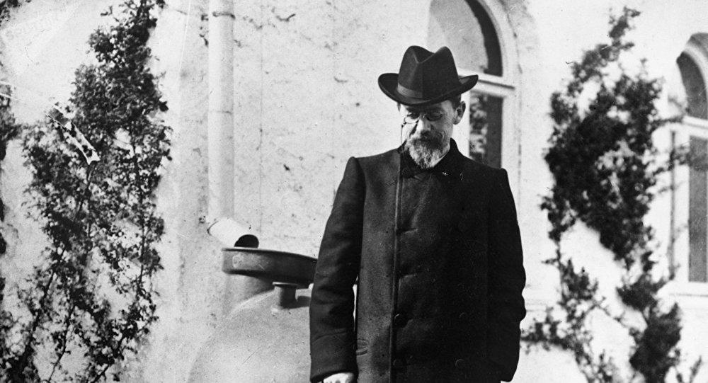 Антон Павлович Чехов в Абхазии