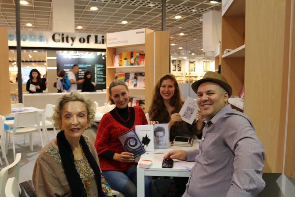 Frankfurt Bookfair 2018