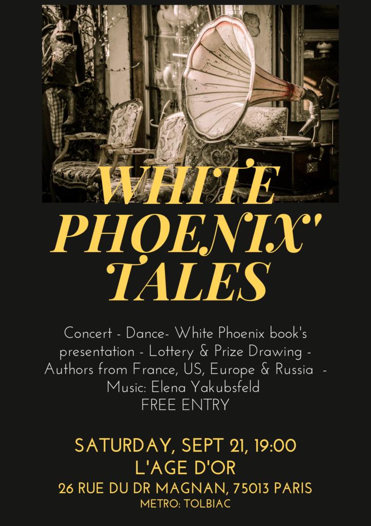White Phoenix Tales