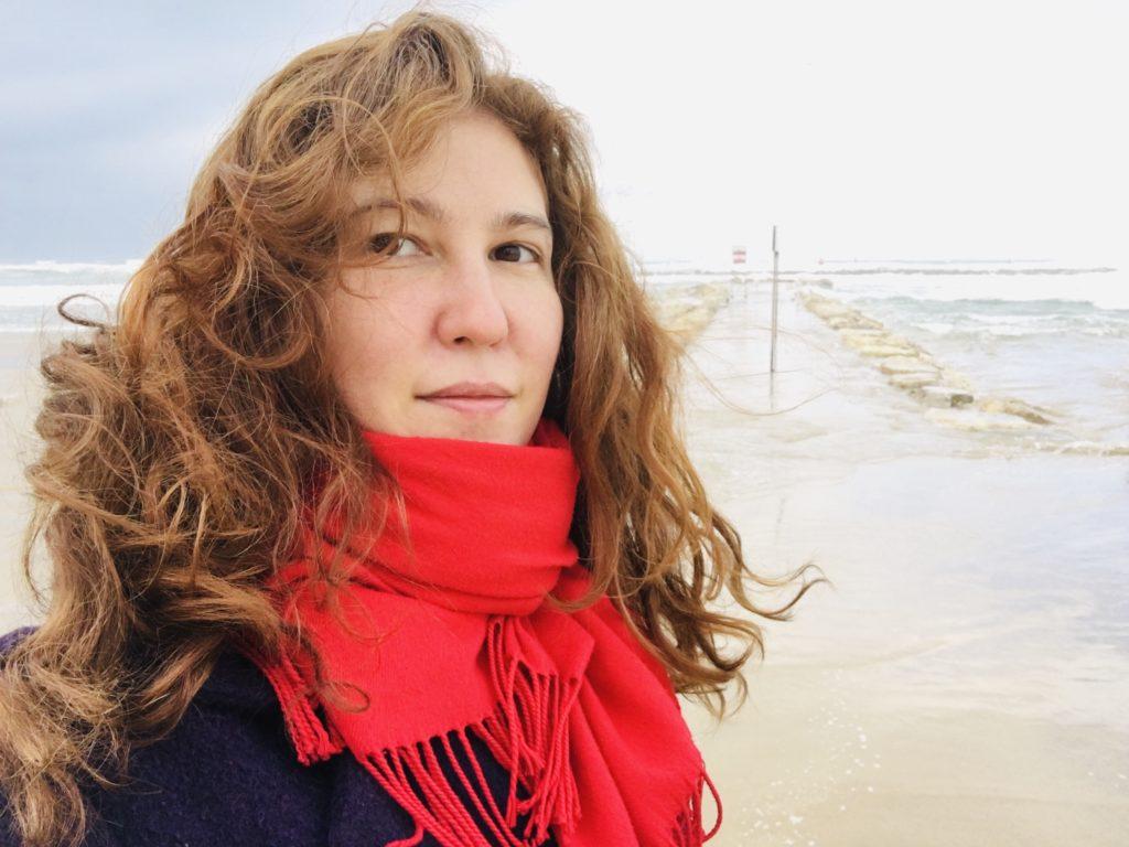 Olga de Benoist - Tel Aviv