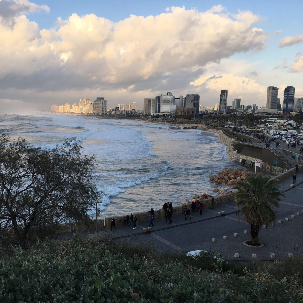 Tel Aviv - Photo by Olga de Benoist
